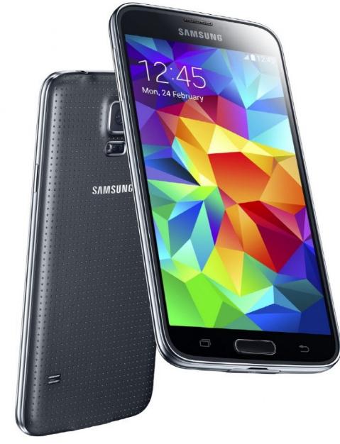 Samsung Galaxy S5 Bild 4