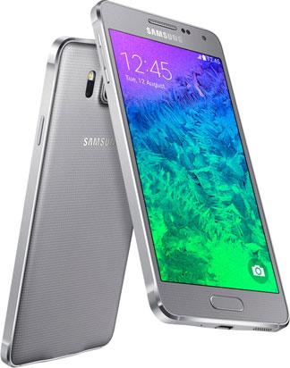 Samsung Galaxy Alpha Bild 5