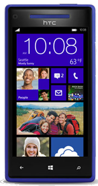 HTC Windows Phone 8X Bild 2