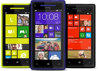 HTC Windows Phone 8X Bild 4