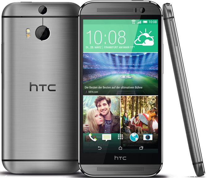 HTC One M8 Bild 3
