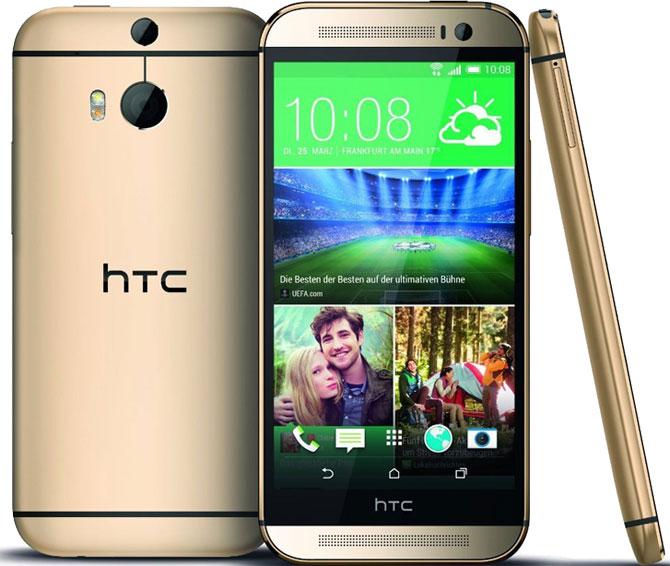 HTC One M8 Bild 5