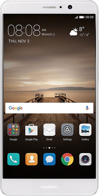 Huawei Mate 9 Bild 4