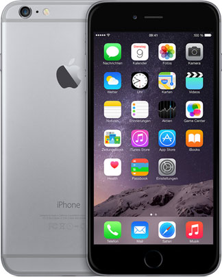 Apple iPhone 6 Plus Bild 4