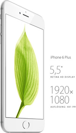 Apple iPhone 6 Plus Bild 6