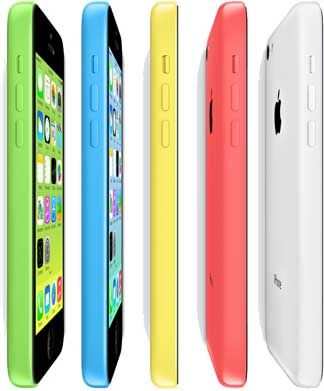 Apple iPhone 5C Bild 5