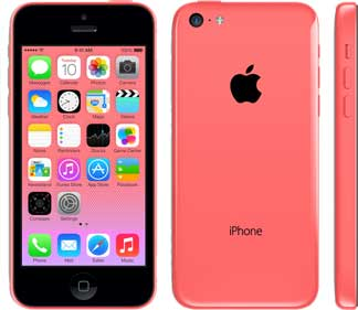 Apple iPhone 5C Bild 6