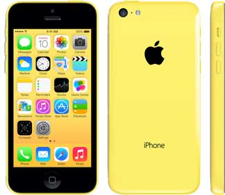 Apple iPhone 5C Bild 7