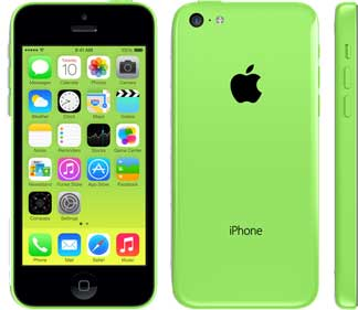 Apple iPhone 5C Bild 8