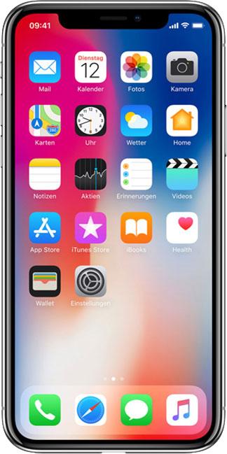Apple iPhone X Bild 2