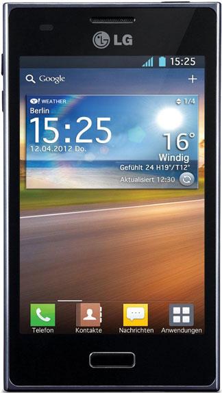 LG Optimus L5 E610 Bild 2