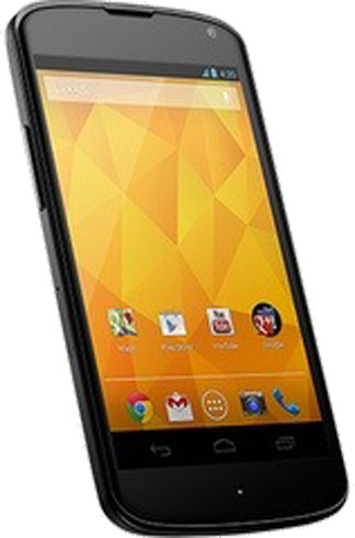 LG Nexus 4 E960 Bild 3