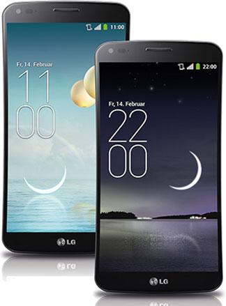 LG G Flex Bild 3