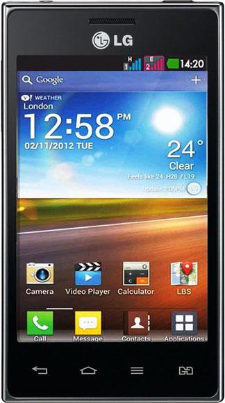 LG Optimus L5 II Dual Bild 2