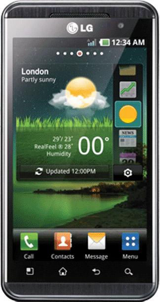 LG Optimus 3D P920 Bild 2