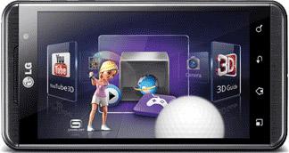 LG Optimus 3D P920 Bild 5