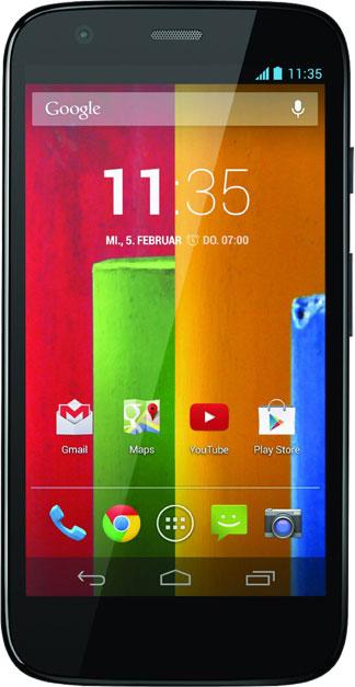 Motorola Moto G Bild 2