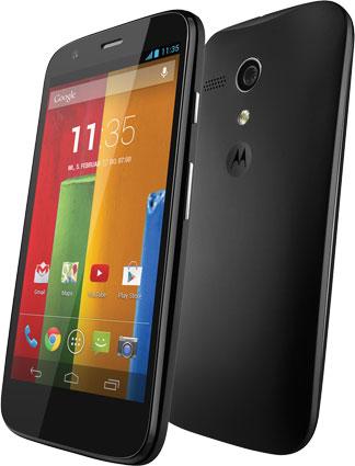 Motorola Moto G Bild 3