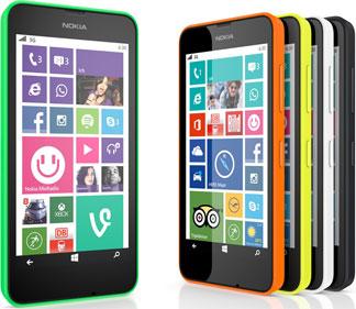 Nokia Lumia 630 Bild 3
