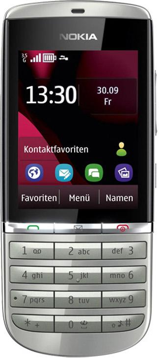 Nokia Asha 300 Bild 3