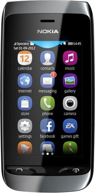 Nokia Asha 309 Bild 2