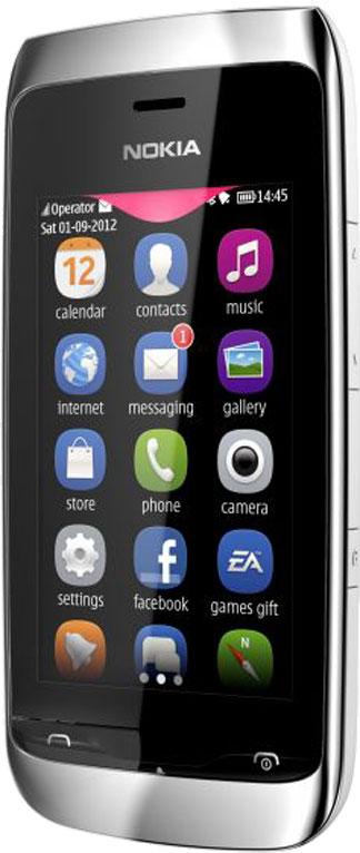 Nokia Asha 309 Bild 3