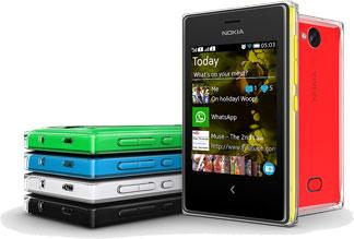 Nokia Asha 503 Bild 3