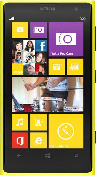 Nokia Lumia 1020 Bild 2