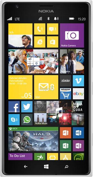Nokia Lumia 1520 Bild 2
