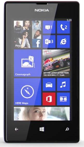 Nokia Lumia 520 Bild 2