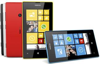 Nokia Lumia 520 Bild 3