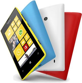 Nokia Lumia 520 Bild 4