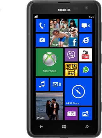 Nokia Lumia 625 Bild 2