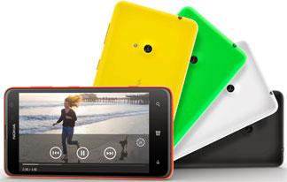 Nokia Lumia 625 Bild 4