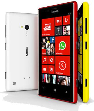 Nokia Lumia 720 Bild 3