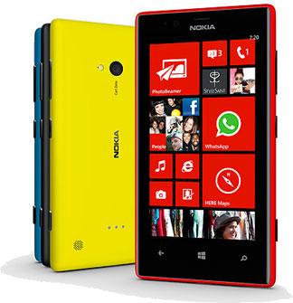 Nokia Lumia 720 Bild 4