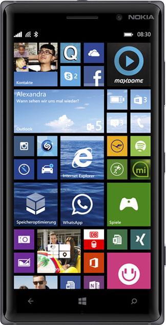 Nokia Lumia 830 Bild 2