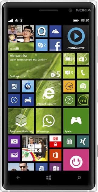 Nokia Lumia 830 Bild 3