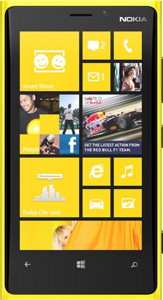 Nokia Lumia 920 Bild 2