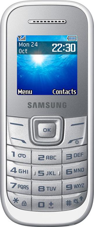 Samsung E 1200 Bild 2