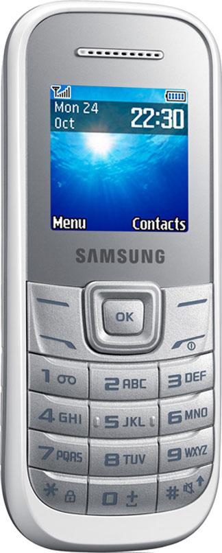 Samsung E 1200 Bild 3