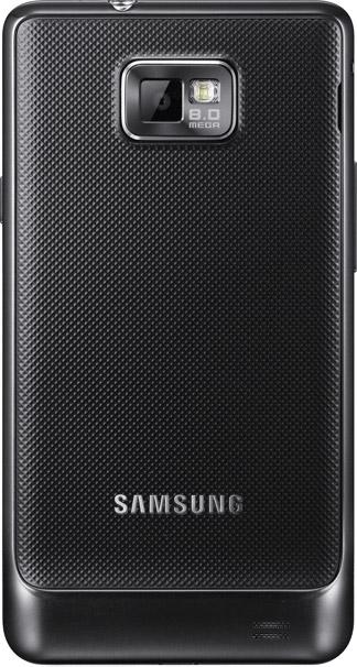 Samsung Galaxy SII I9100 Bild 3