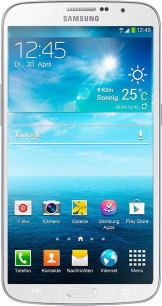 Samsung Galaxy Mega Bild 4