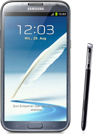 Samsung Galaxy Note 2 N7100 Bild 2