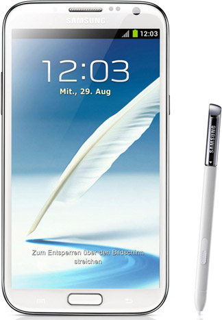 Samsung Galaxy Note 2 N7100 Bild 3