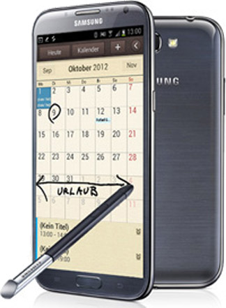 Samsung Galaxy Note 2 N7100 Bild 4
