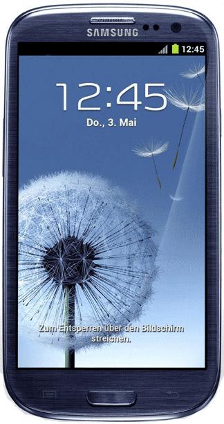 Samsung Galaxy S3 I9300 Bild 2
