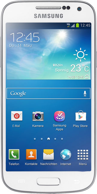 Samsung Galaxy S4 mini Bild 4