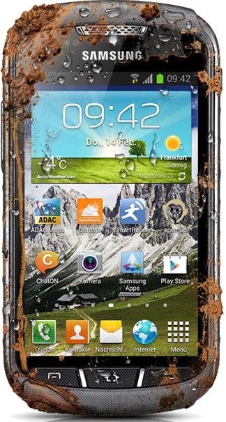 Samsung Galaxy Xcover 2 Bild 3