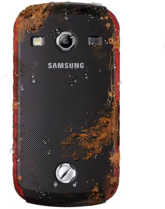Samsung Galaxy Xcover 2 Bild 4